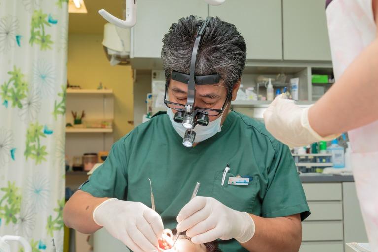 口腔外科の専門性