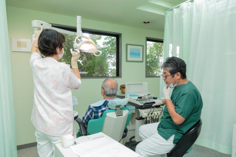 有病者の外科処置