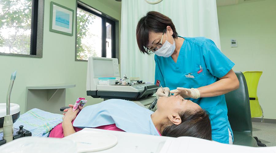3. 予防歯科(むし歯・歯周病・粘膜疾患の予防)
