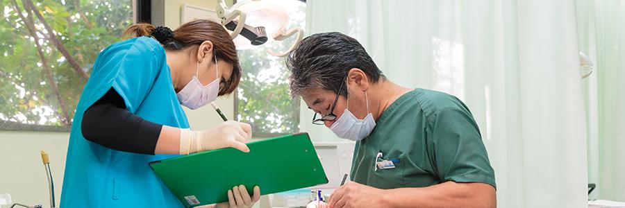 定期的な歯科検診を受けましょう